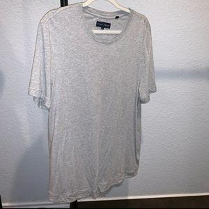 Men's Five Four Gray T-Shirt Size Large